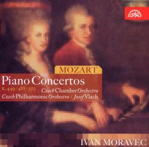 Klavierkonzerte 14,23 & 25 als CD