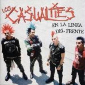 On The Frontline (En Espanol) als CD