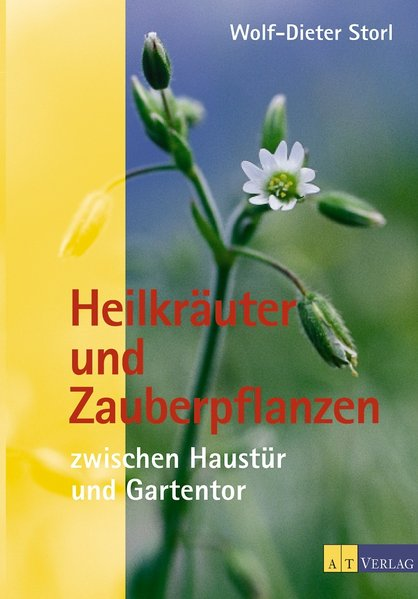 Heilkräuter und Zauberpflanzen zwischen Haustür und Gartentor als Buch