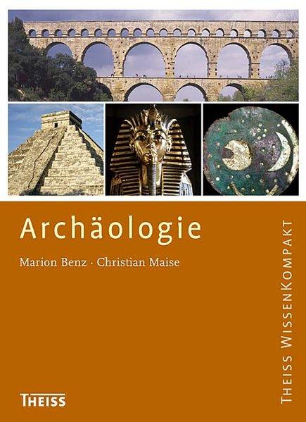 Archäologie als Buch