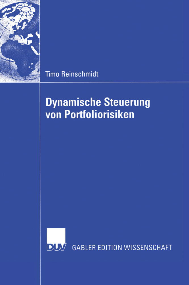 Dynamische Steuerung von Portfoliorisiken als Buch