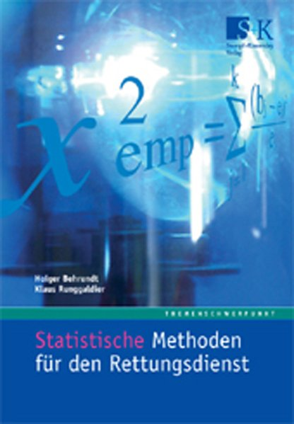 Statistische Methoden für den Rettungsdienst als Buch