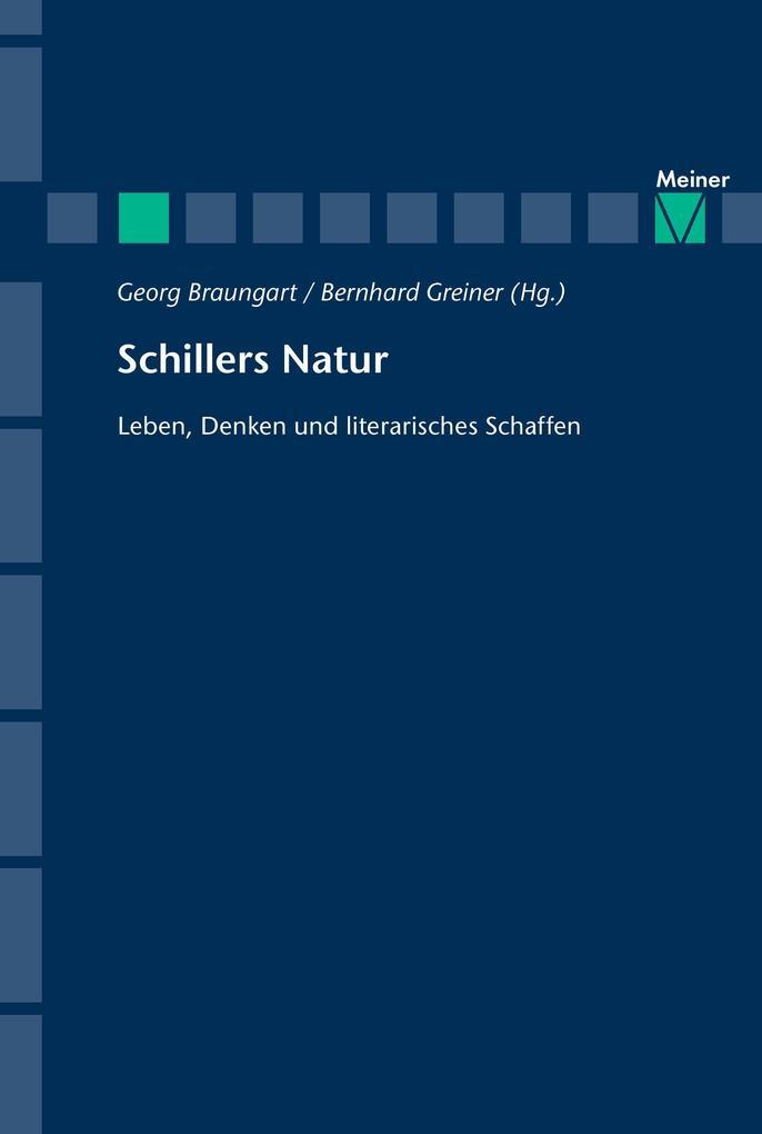 Schillers Natur als Buch