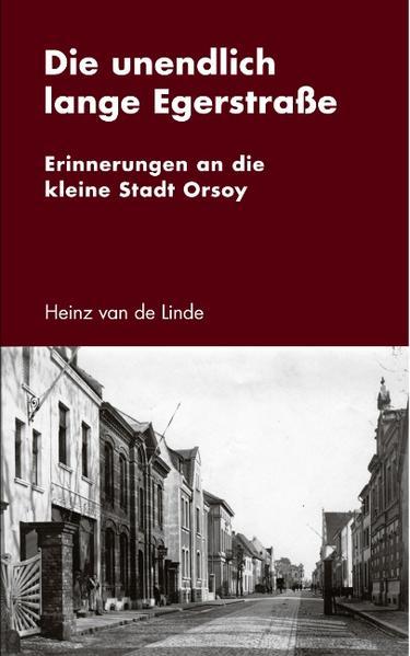 Die unendlich lange Egerstraße als Buch