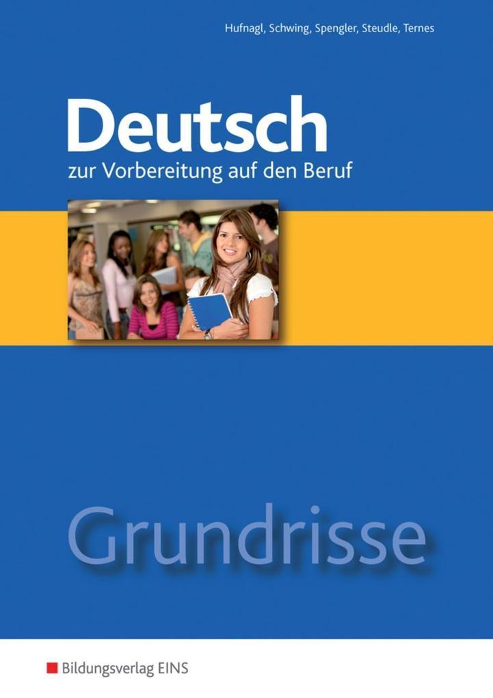 Grundrisse Deutsch als Buch