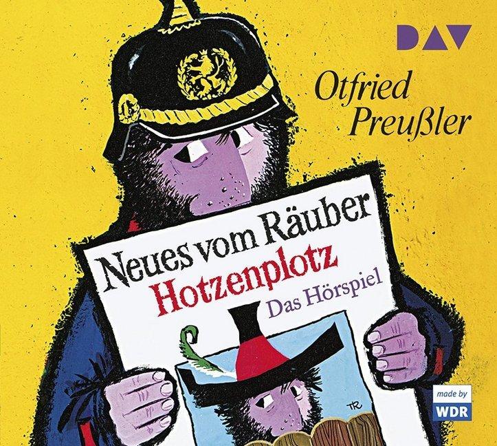 Neues vom Räuber Hotzenplotz. CD als Hörbuch