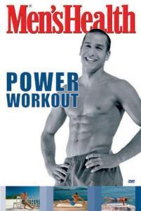 MEN'S HEALTH POWER WORKOUT als DVD