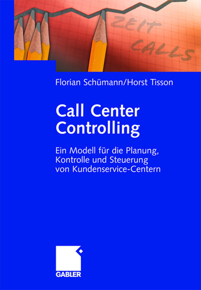 Call Center Controlling als Buch