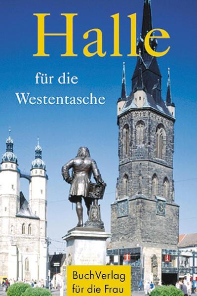 Halle für die Westentasche als Buch