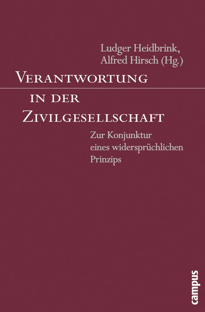 Verantwortung in der Zivilgesellschaft als Buch