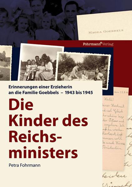 Die Kinder des Reichsministers als Buch
