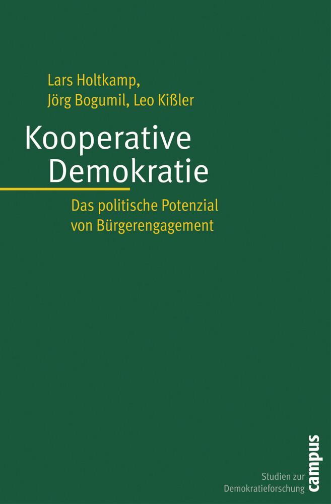 Kooperative Demokratie als Buch