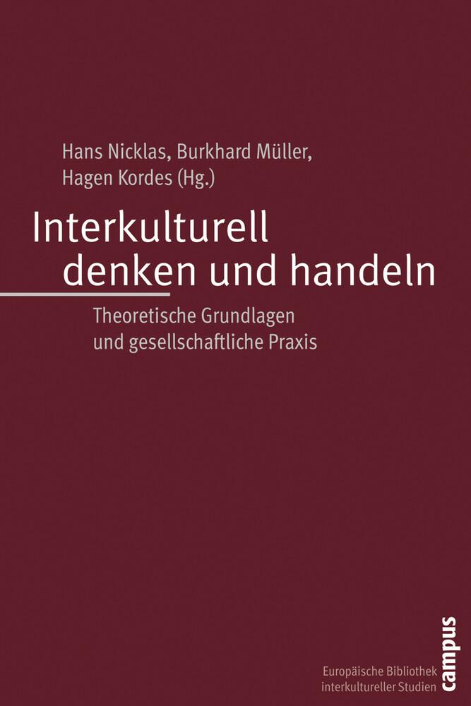 Interkulturell denken und handeln als Buch