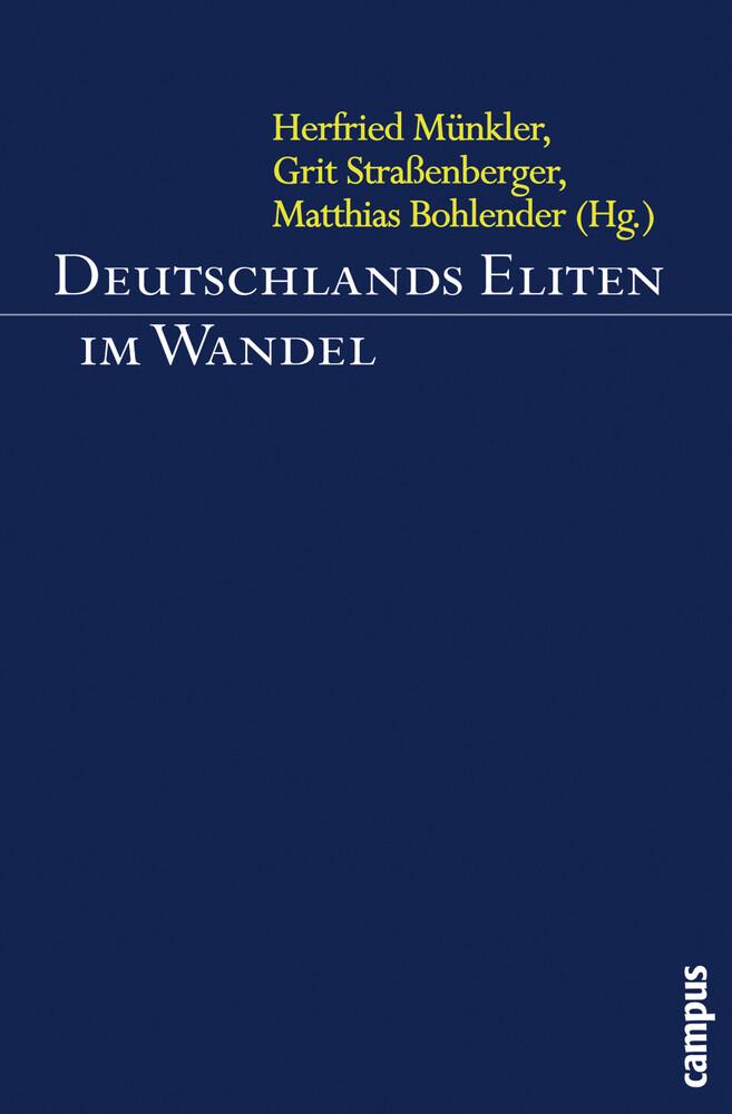 Deutschlands Eliten im Wandel als Buch