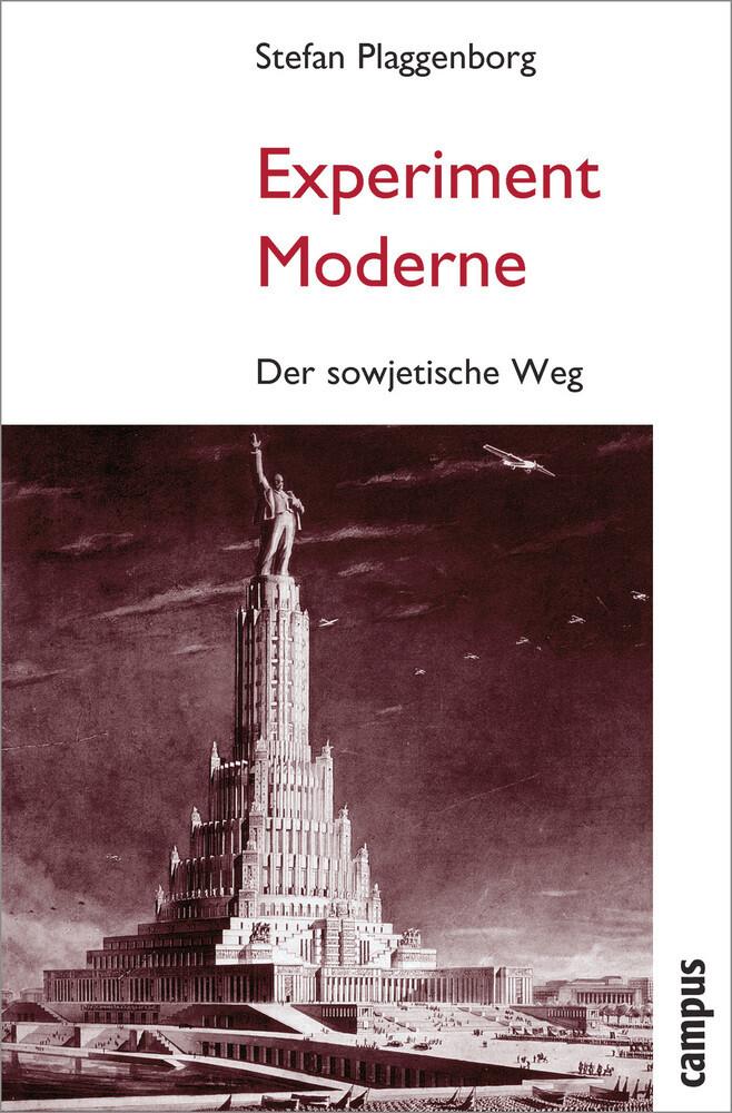 Experiment Moderne als Buch