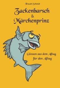 Zackenbarsch und Märchenprinz als Buch