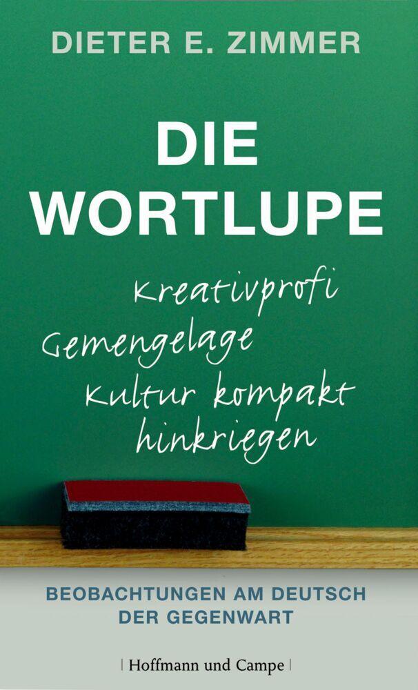 Die Wortlupe als Buch