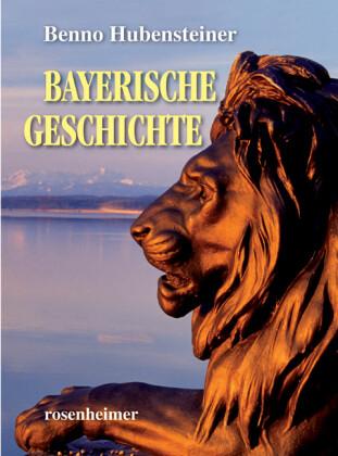 Bayerische Geschichte als Buch