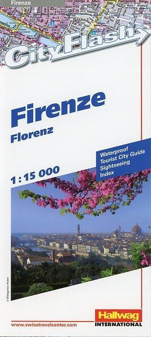 Florenz 1 : 15 000. City Flash als Buch