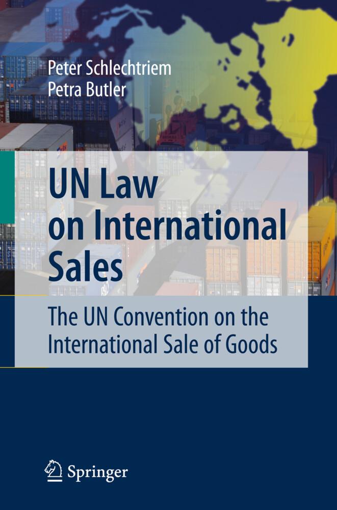 UN Law on International Sales als Buch