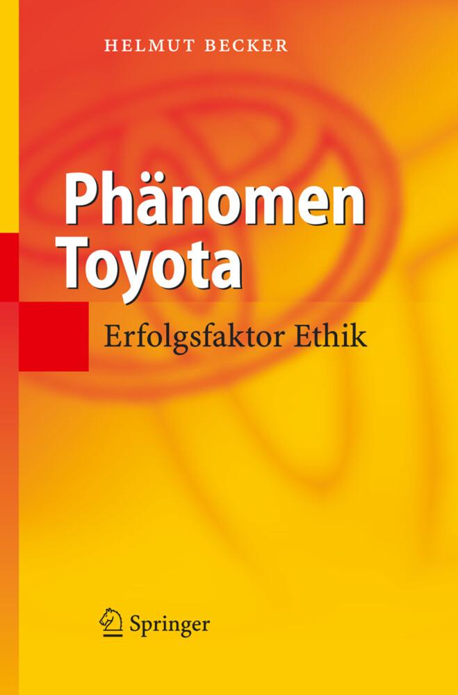 Phänomen Toyota als Buch
