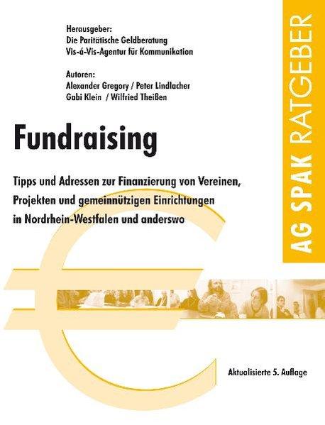 Fundraising in Nordrhein-Westfalen als Buch