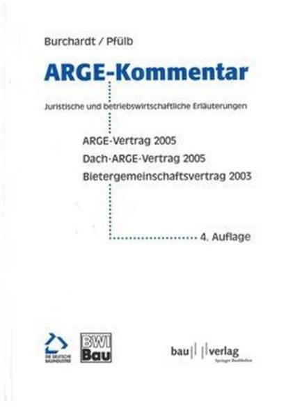 ARGE-Kommentar als Buch