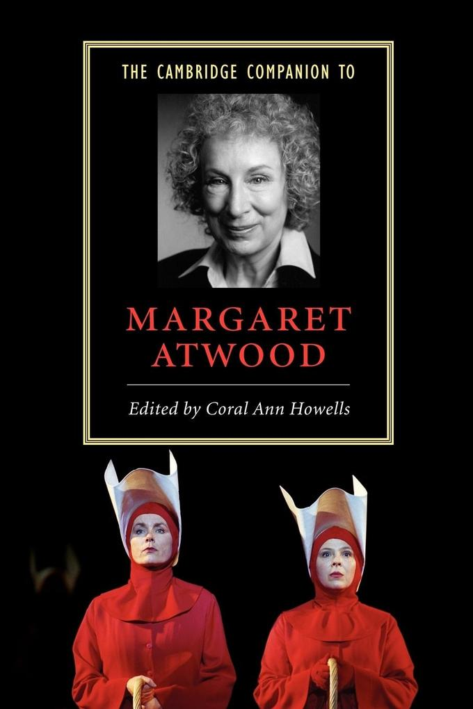 The Cambridge Companion to Margaret Atwood als Buch