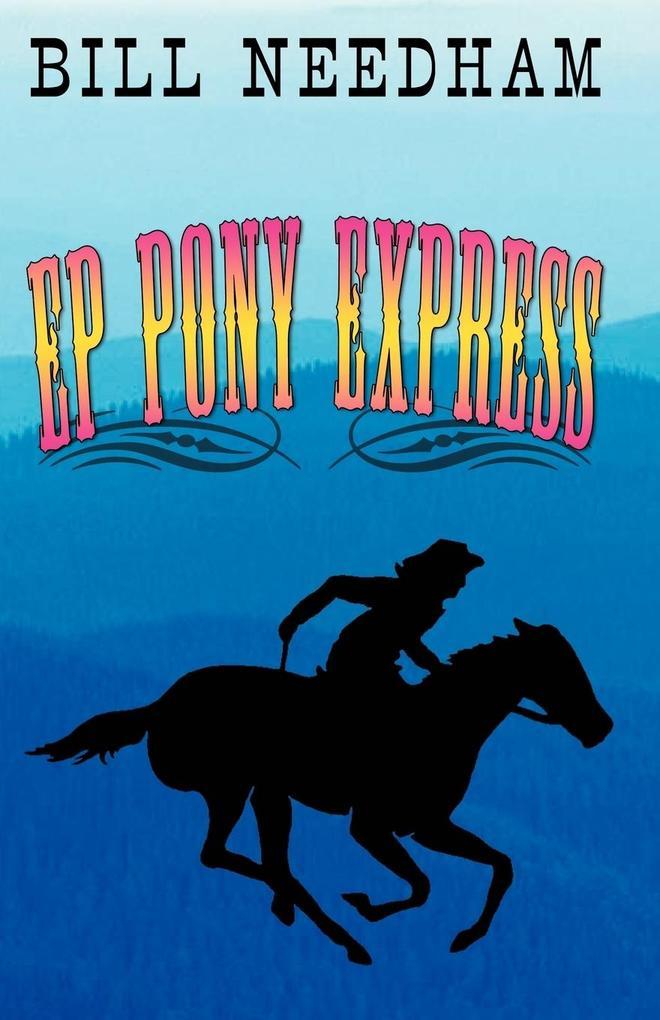 EP Pony Express als Taschenbuch