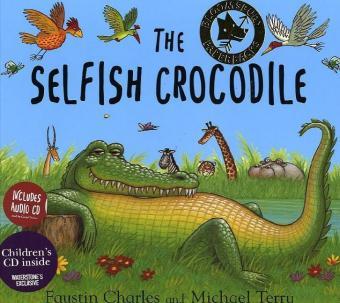 The Selfish Crocodile als Taschenbuch