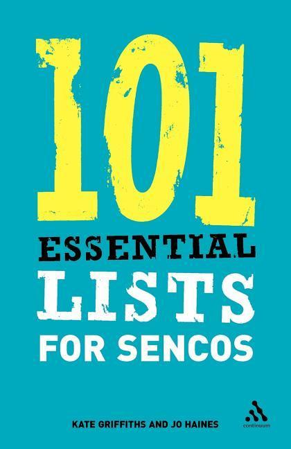 101 Essential Lists for Sencos als Taschenbuch