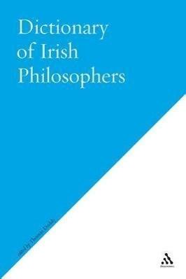 Dictionary of Irish Philosophers als Buch