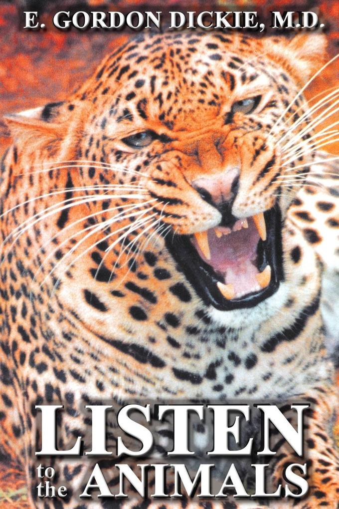 Listen to the Animals als Taschenbuch