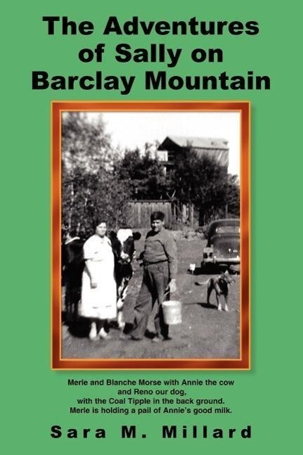 The Adventures of Sally on Barclay Mountain als Taschenbuch