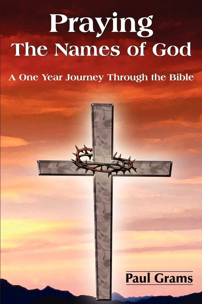 Praying the Names of God: A One Year Journey Through the Bible als Taschenbuch