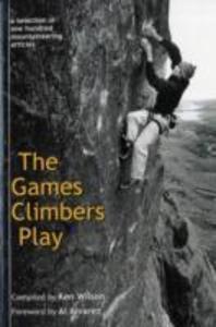 The Games Climbers Play als Taschenbuch