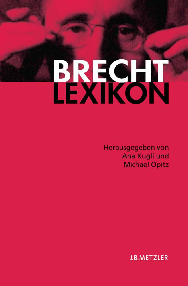 Brecht-Lexikon als Buch
