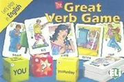 THE GREAT VERB GAME als Taschenbuch