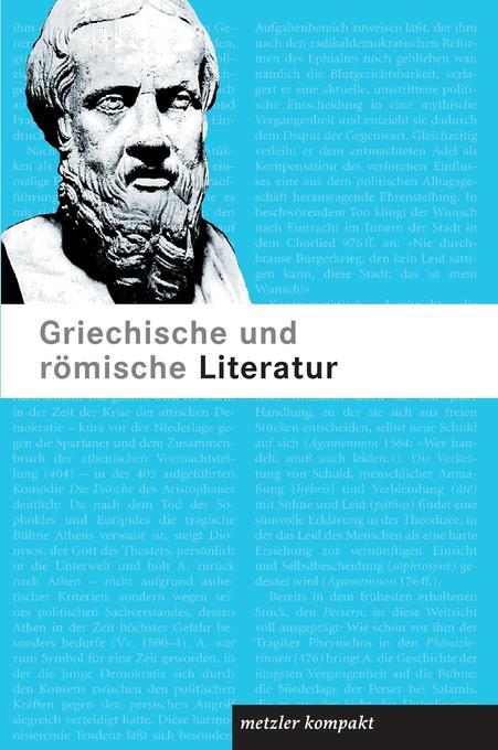 Griechische und römische Literatur als Buch