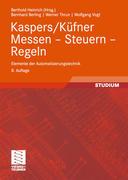 Kaspers/Küfner Messen - Steuern - Regeln