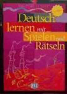 DEUTSCH LERNEN MI...SPIELEN UND RAT 1 als Taschenbuch