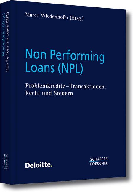 Non Performing Loans (NPL) als Buch