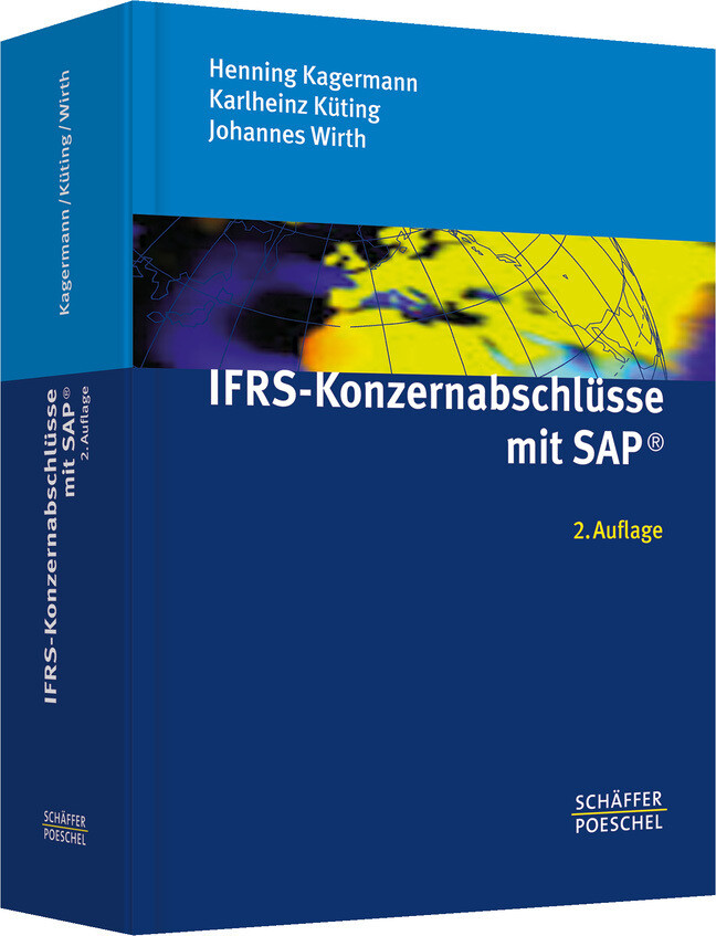 IFRS-Konzernabschlüsse mit SAP® als Buch