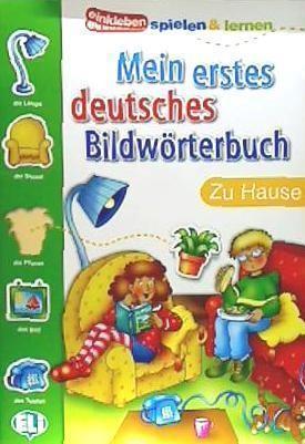 MEIN ERSTES BILDWOTERBUCH ZU HAUSE als Taschenbuch