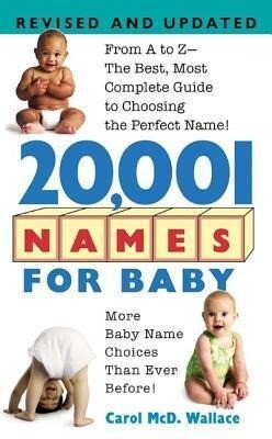 20,001 Names for Baby: Revised and Updated als Taschenbuch