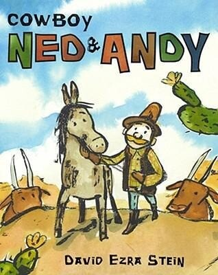 Cowboy Ned & Andy: A Paul Wiseman Book als Buch