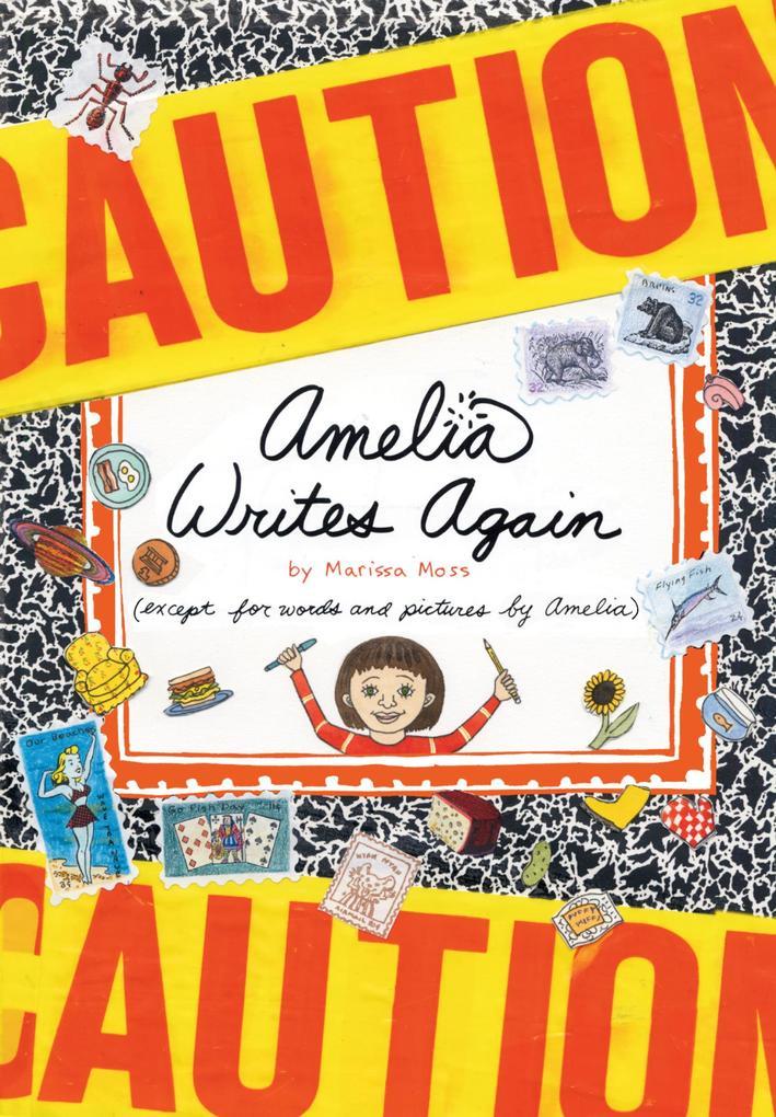 Amelia Writes Again als Buch