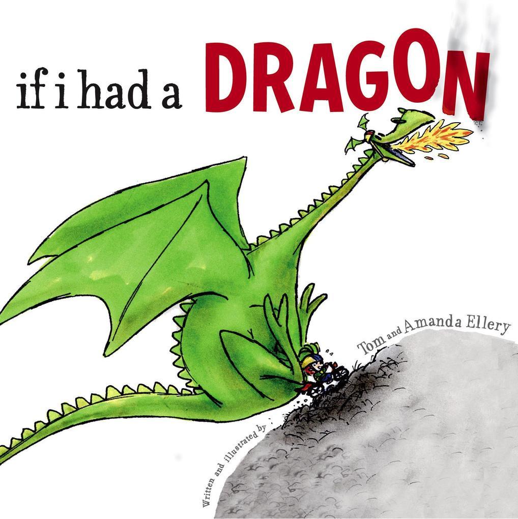 If I Had a Dragon als Buch