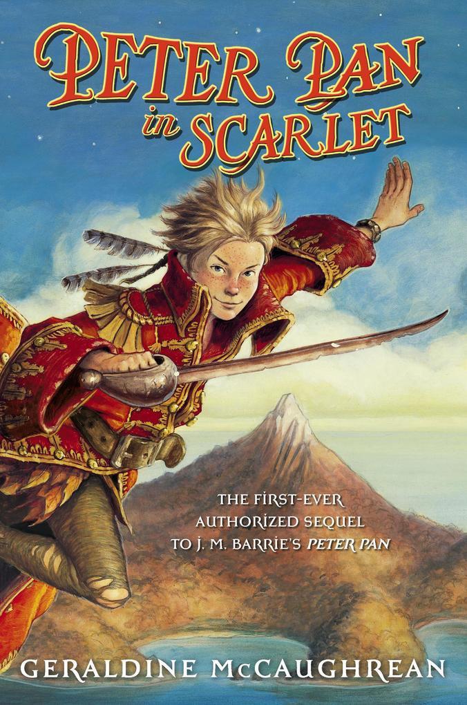Peter Pan in Scarlet als Buch