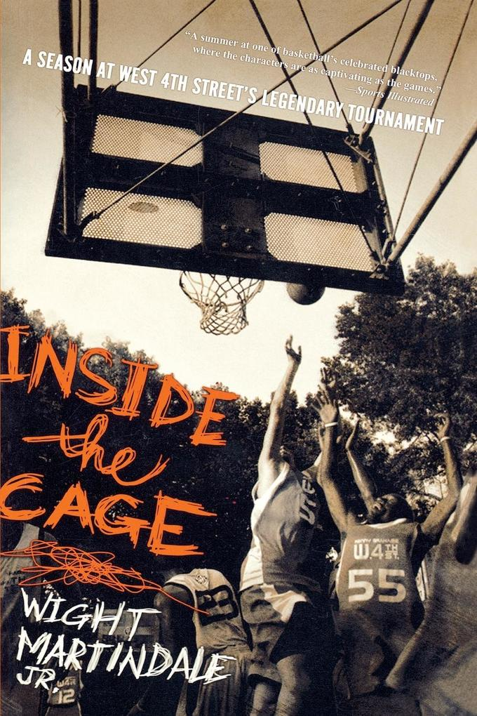 Inside the Cage als Buch